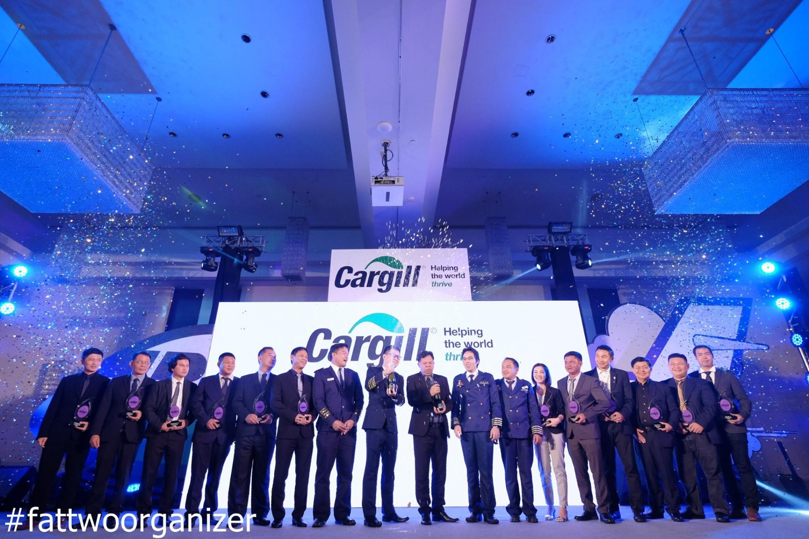 CARGILL Thank you customer party