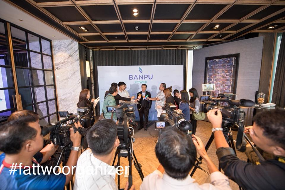 BANPU Press Conference & External Brand