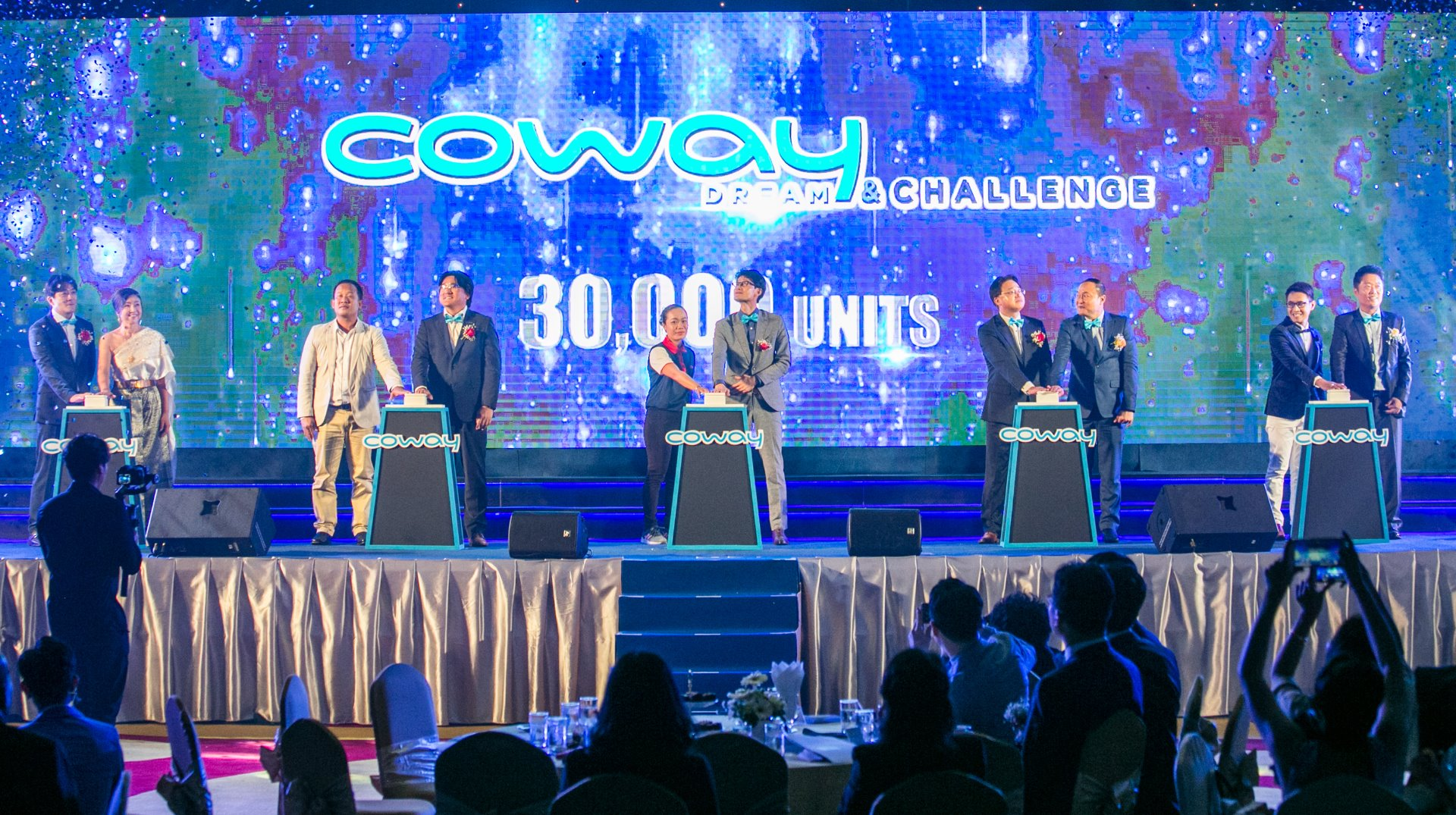 Coway Annual Awards 2019