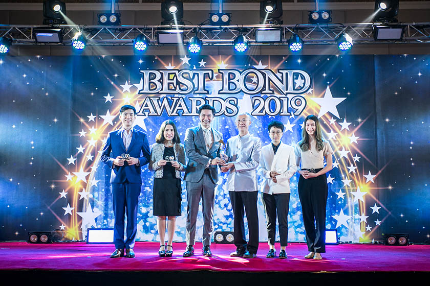 ThaiBMA Best Bond Awards 2019