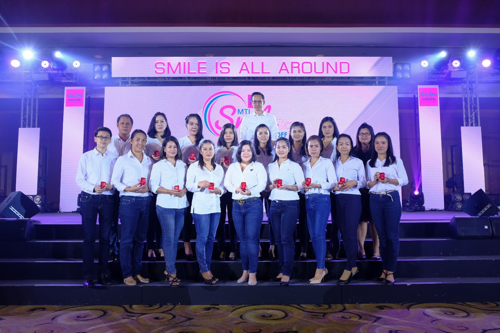 MTL Smile Care Kick Off 2019