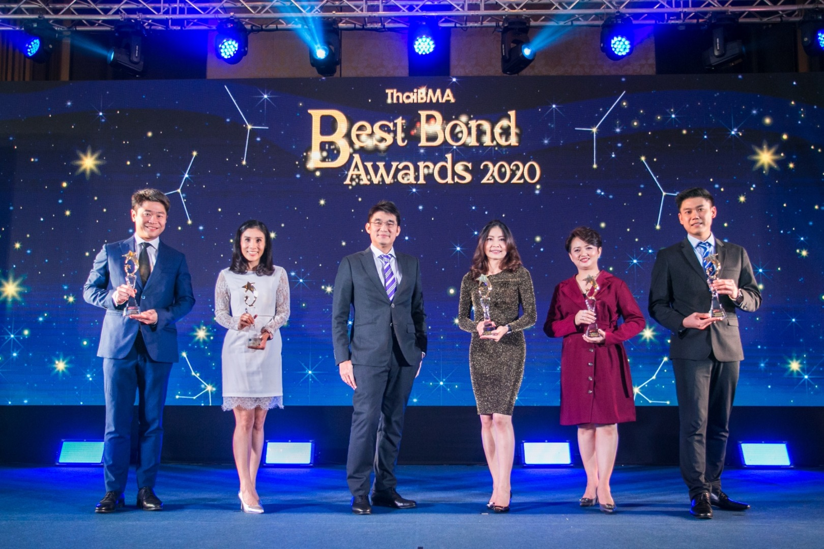 Thai BMA Best Bond Awards 2020